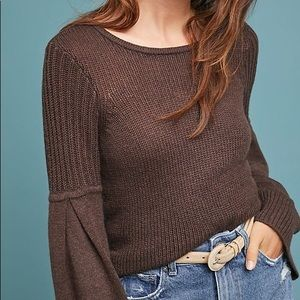 SALE🍁 Bingham Bell-Sleeve Sweater